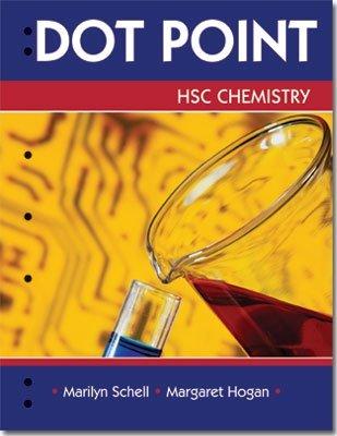 9780855835736: Dot Point Chemistry - HSC