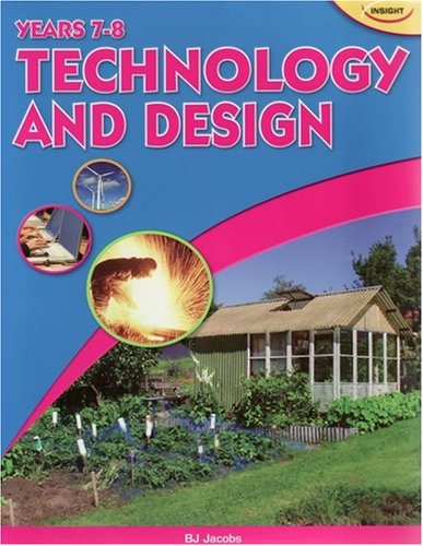 9780855835842: Technology and Design: Years 7-8