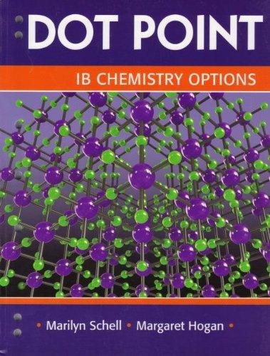 9780855836320: IB Chemistry Options :DOT POINT (DOT POINT IB)