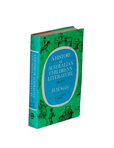 A History of Australian Children's Literature, 1941-1970: Marjorie Cotton; Maurice