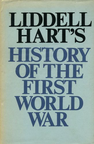 9780855940607: History of the First World War (New Portway Reprints)