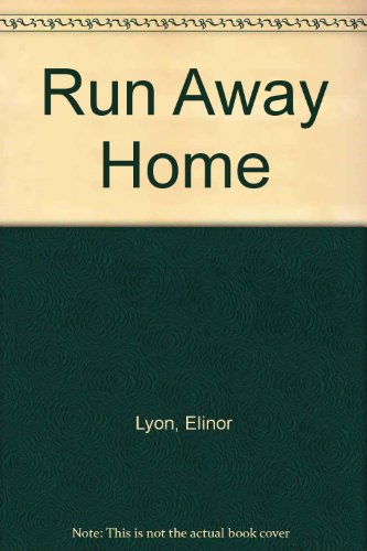 9780855943783: Run Away Home (New Portway Junior Reprints)