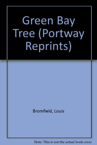 9780855945817: Green Bay Tree (Portway Reprints)