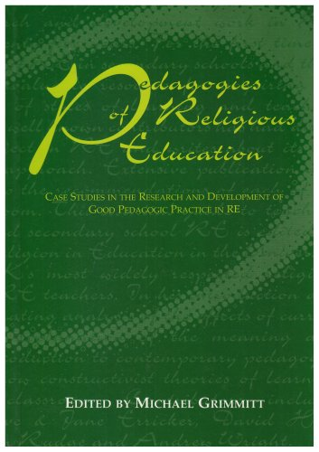 9780855976217: Pedagogies of Religious Education: Case Studies in the Research and Development of Good Pedagogic Practice in RE