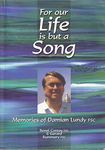 9780855976248: For Our Life Is But a Song: Memories of Damian Lundy