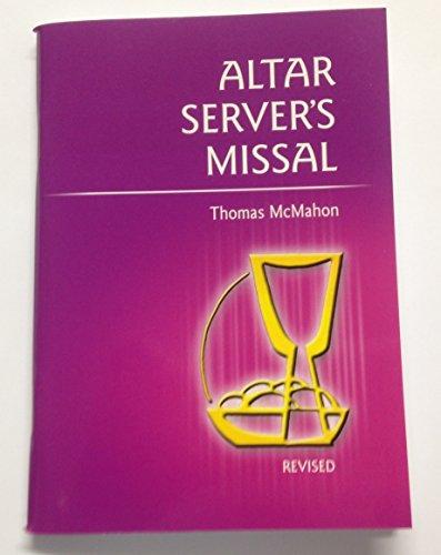 9780855977467: Altar Server's Missal
