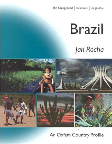 9780855984335: Brazil (Oxfam Country Profiles)