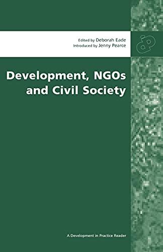 9780855984427: Development, NGOs and Civil Society (Development in Practice)