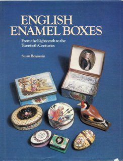 9780856130380: English Enamel Boxes: From the Eighteenth to the Twentieth Centuries