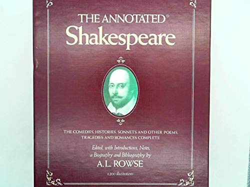 9780856130731: Annotated Shakespeare