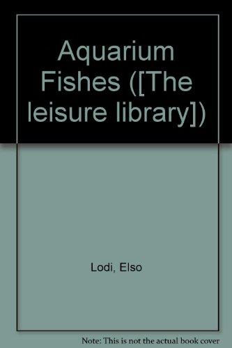 AQUARIUM FISHES: ELSO LODI