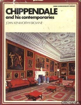 9780856131271: Chippendale and His Contemporaries (Connoisseur's Library)