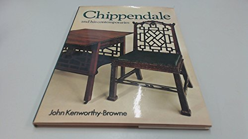 9780856131943: Chippendale and His Contemporaries (Connoisseur's Library)