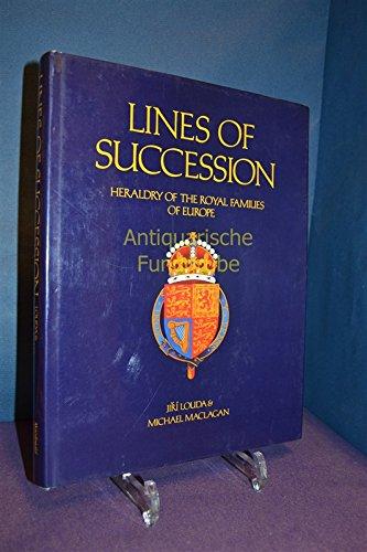 Lines of Succession : Heraldry of the: Jiri Louda &