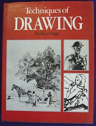 9780856133831: Techniques of Drawing