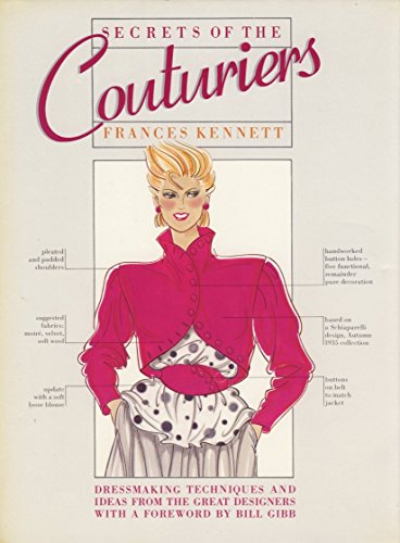 9780856135156: Secrets of the Couturiers