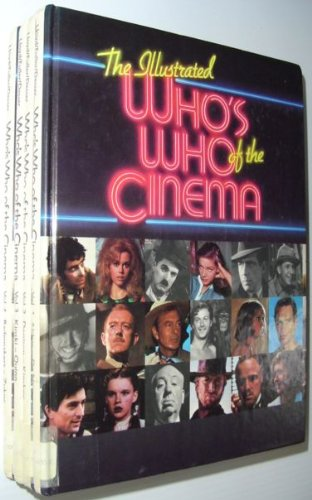 9780856135217: The Illustrated who's who of the cinema