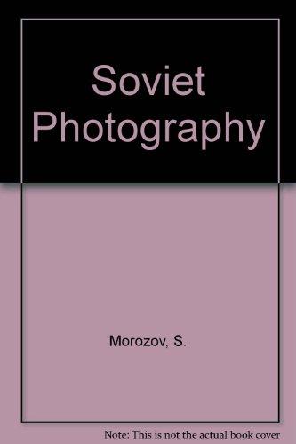 9780856135422: Soviet Photography