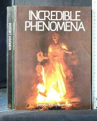 9780856136306: Incredible phenomena