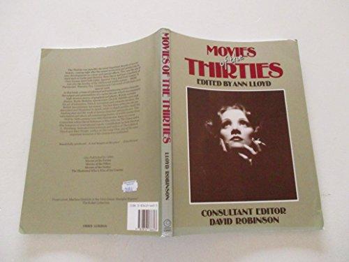 9780856136603: Movies Of The Thirties
