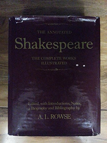 9780856137204: Annotated Shakespeare