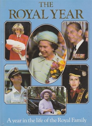 9780856138218: The Royal Year: A Year in the Life of the Royal Family