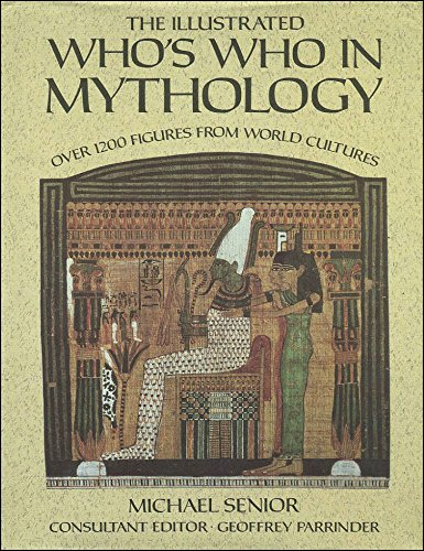 9780856138256: Who's Who of Mythology