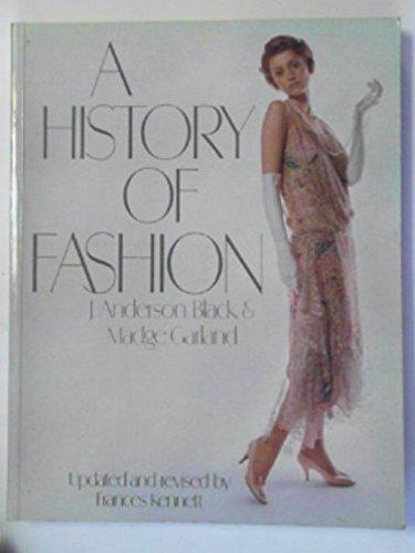 9780856138447: History of Fashion