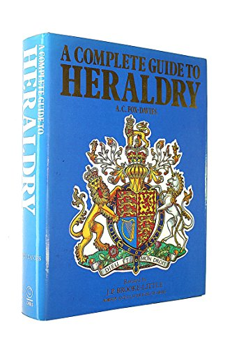 9780856138546: Complete Guide to Heraldry