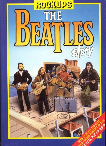 9780856138843: Beatles Story: Pop-up Book (Rockups)