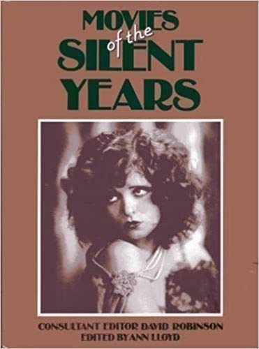 9780856139758: MOVIES OF THE SILENT YEARS.