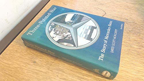 9780856140587: Three-Pointed Star: The Story of Mercedes Benz