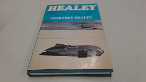 9780856140624: Healey: The Specials