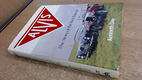 9780856140631: Alvis: Story of the Red Triangle