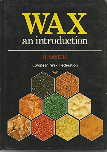 9780856140884: Wax. An Introduction