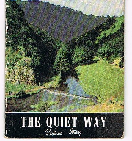 9780856150029: The quiet way: Verses