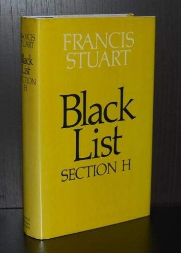 9780856163203: Black List, Section H