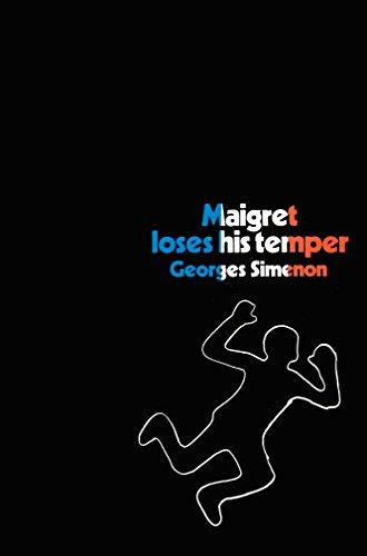 9780856170461: Maigret Loses His Temper