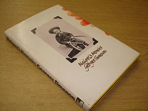9780856170669: Maigret's Memoirs