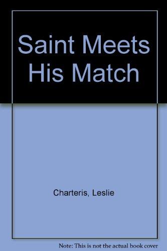 9780856171017: Saint Meets His Match