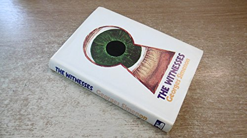 The Witnesses (9780856174186) by Georges Simenon