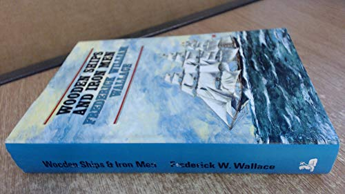 9780856174964 Wooden Ships And Iron Men Abebooks Frederick