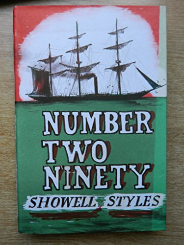 Number Two-ninety (9780856174988) by Showell Styles F.R.G.S.