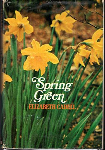 9780856176722: Spring Green