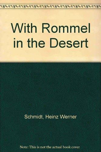 9780856177804: With Rommel in the Desert