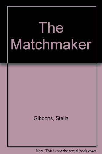 9780856178542: The Matchmaker