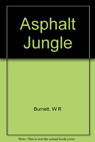 9780856179181: Asphalt Jungle