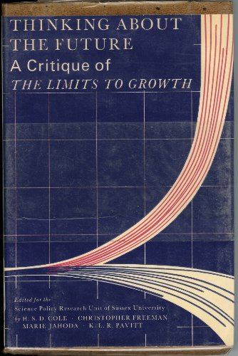9780856210181: Thinking About the Future: Critique of