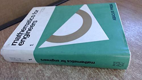 Mathematics for Engineers, Vol. 1: Nicolescu, L. J. And M. I. Stoka