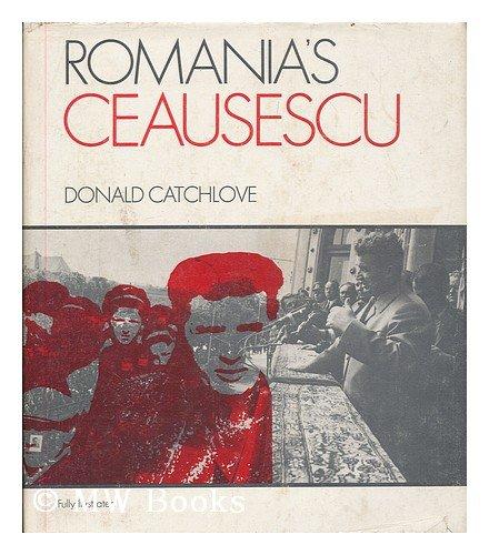 9780856260094: Romania's Ceausescu